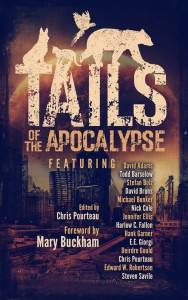 Tails of the Apocalypse Cover