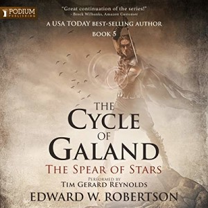 The Spear of Stars Audio